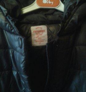 куртка демисезонная новая для девочки