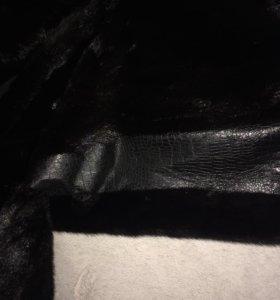 Норковая шубка курточка