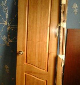 Дверь с комлектующими