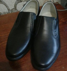 Туфли кожанные муржские