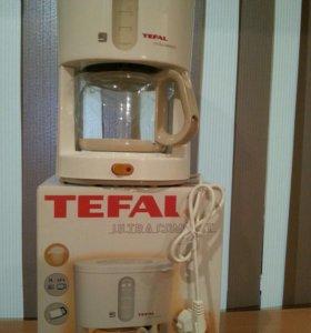 """Новая Кофеварка """"TEFAL""""!!!"""