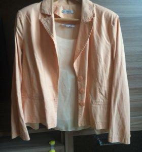 50р пиджак+блуза+рубашка