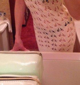 Платье-маечка