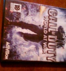 CALL OF DUTY WORLD AT WAR (PS2)