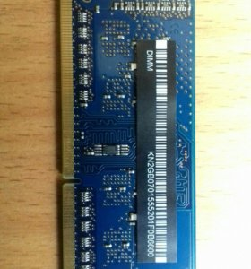DDR3L 2ГБ