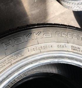 Комплект шин Nokian Hakka 185/65r14