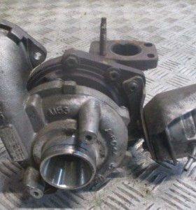 Турбина для Peugeot 408