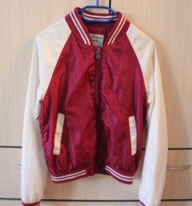 Стильная летняя куртка
