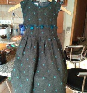 Платье 122 р