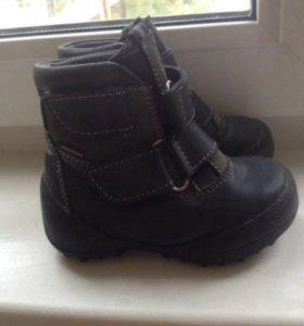 Осенние ботинки Скороход