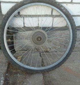 Колесо на велосипед
