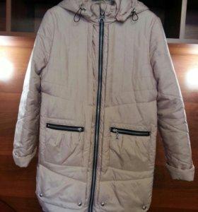 Пальто на девочку подростка