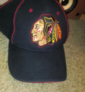 Бейсболка NHL CHICAGO BLACK HAWKS
