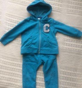 Спортивный костюм Zara 86-92