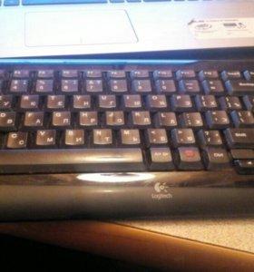 Беспроводная клавиатура Logitech K340