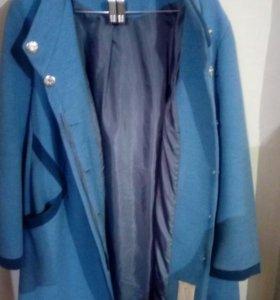 Пальто женское 60-62