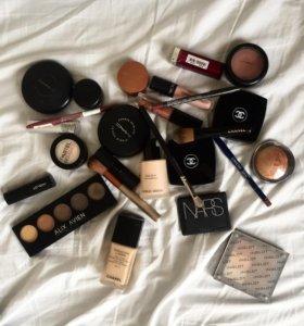 Косметика , кисти mac , Chanel , naked