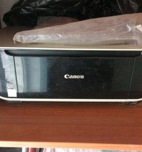 Принтер,Сканер Canon