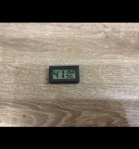 Термометр-гигрометр (универсальный) новый