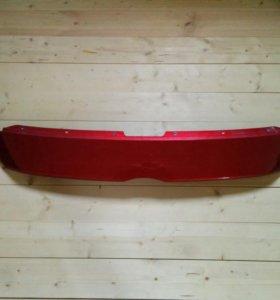 накладка на решетку радиатора Mazda 3 bm