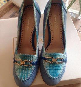 Туфли женские, новые, размер 38