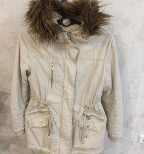 Парка , куртка