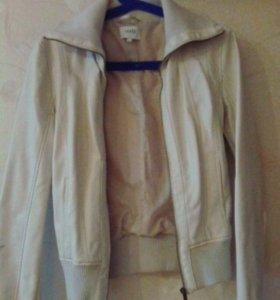 Кожаная куртка Оджи