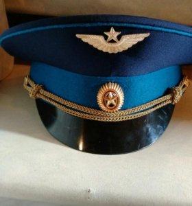 Фуражка ВВС РФ