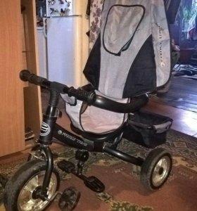 Велосипед family trike