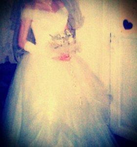 Торг! Новое Свадебное платье!
