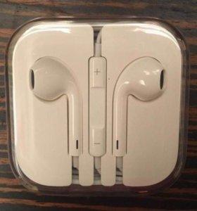 Наушники от EarPods от Apple
