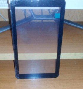 Новый сенсор экрана + плёнка SUPRA