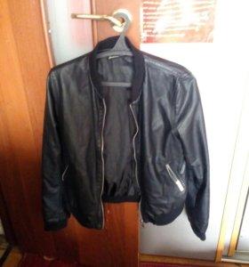 Stradivarius куртка бомпер