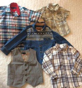 Рубашки в идеале