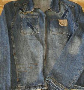 Куртка для мальчика 10-13 лет
