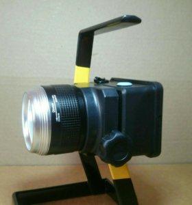 LED Прожектор светодиодный переносной
