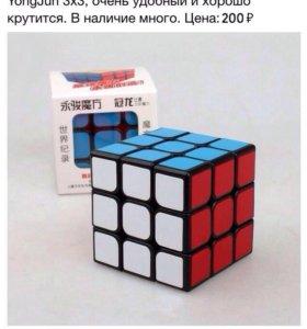 Скоростной Кубик Рубик 3х3