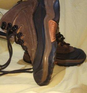 Сапоги- ботинки весна-осень