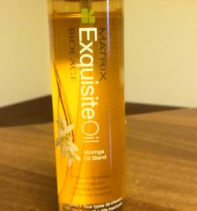 Питающее масло для волос