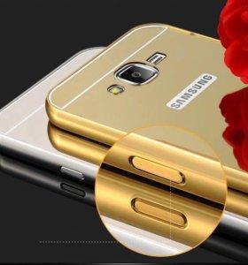 Бампер для Samsung S5/S6/S7