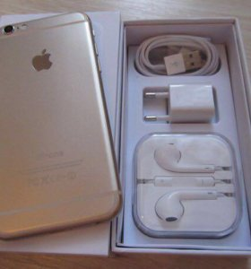 iPhone 6 новые (16-64 гб)