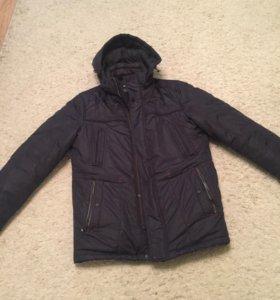 Зимняя мужская куртка . (Новая) 50/52 размер.