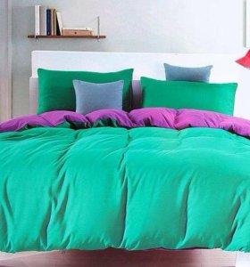 Постельное бельё, 2.0 спальный комплект