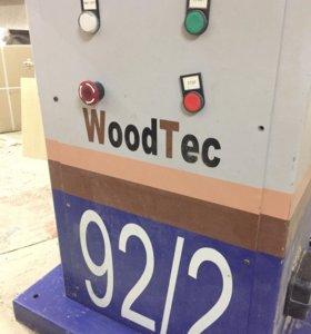 Фрезер для ПВХ WoodTec 92/2,аналог Filato-92/2