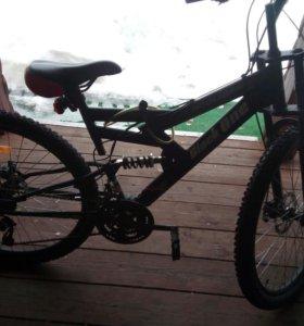 Велосипед BLAK ONE HOLEGAN
