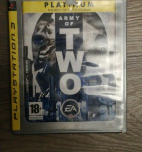 Игра для PS3 Army of two