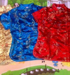 Блузы новые