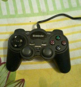 Gamepad defender
