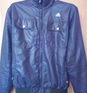 Куртка Adidas на флисе