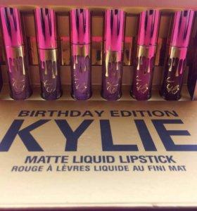 Kylie 6 помад набор